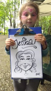 caricatures ireland